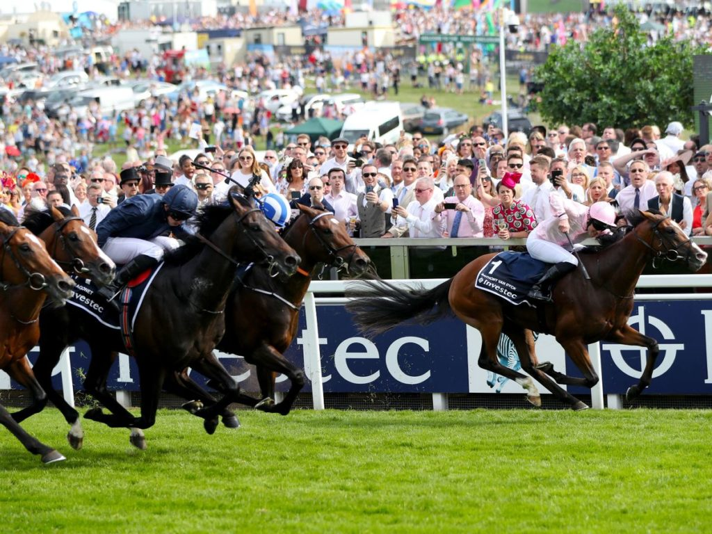 Epsom Derby's story in short