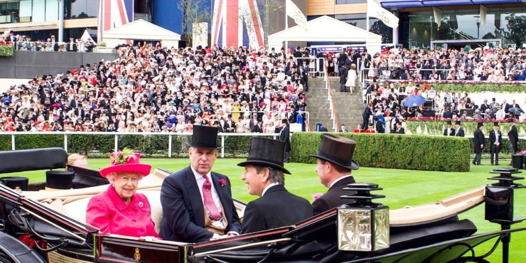 Odds prices of Royal Ascot
