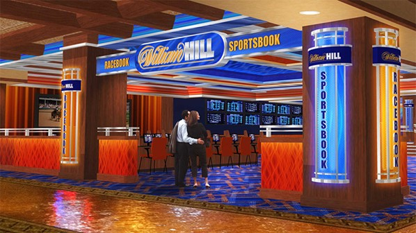 Live streaming of horse races at William Hill