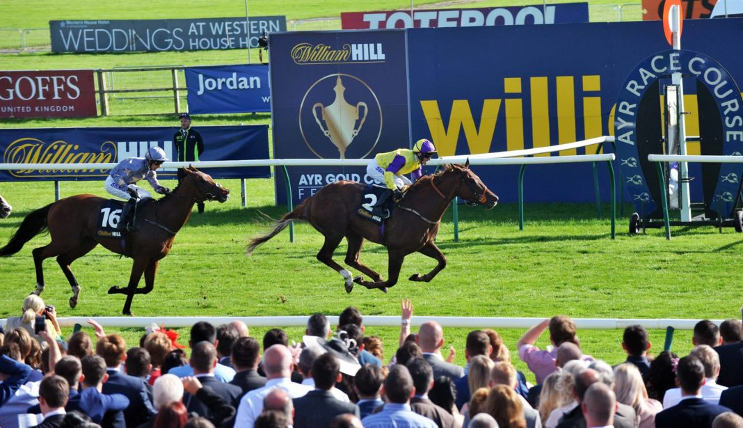Event review of Ayr Gold Cup – More on their odds and offers