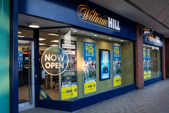 Security and safety features at William Hill