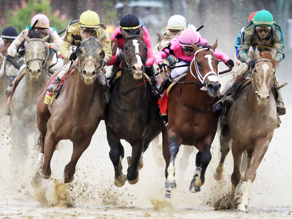 Where Kentucky Derby hails from