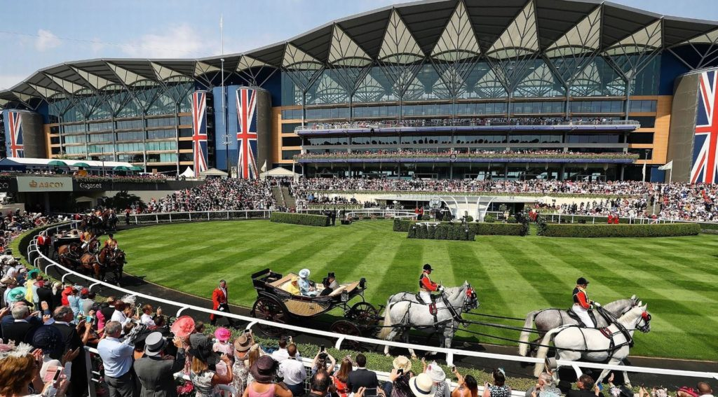 How it all started – The Royal Ascot